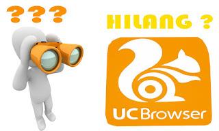 Benarkah UC Browser Akan Di Hapus Karena Melakukan Kecurangan ? Berikut Penjelasannya