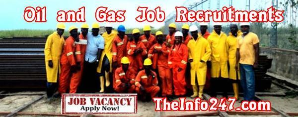 Oil and Gas Job Recruitment in Nigeria