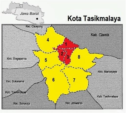 Profil Kota Tasikmalaya - Situs Pendukung Informasi ...