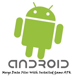 How to Merge (Add) Data Files To Installed Game Apk