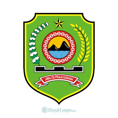 Kabupaten Trenggalek Logo Vector