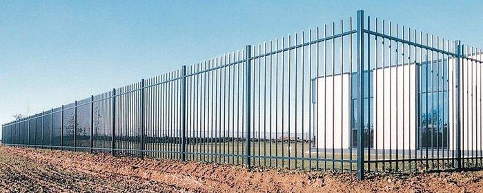 Steel Fencing Company In UAE: Fencing Contractors In UAE