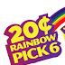 Pronósticos Gulfstream - $3,436,336.25 Rainbow Pick 6 Jackpot - Hoy 26/01/2018 en https://secure.xbglobal.com