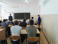 """""""Единый день профилактики"""" Гимназия № 1"""