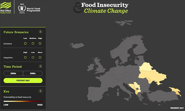 Albania, the most endangered in the Balkans by food insecurity