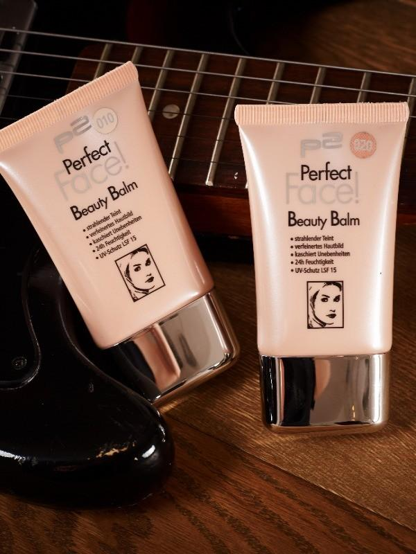 p2 Let's Rock! perfect base! beauty balm