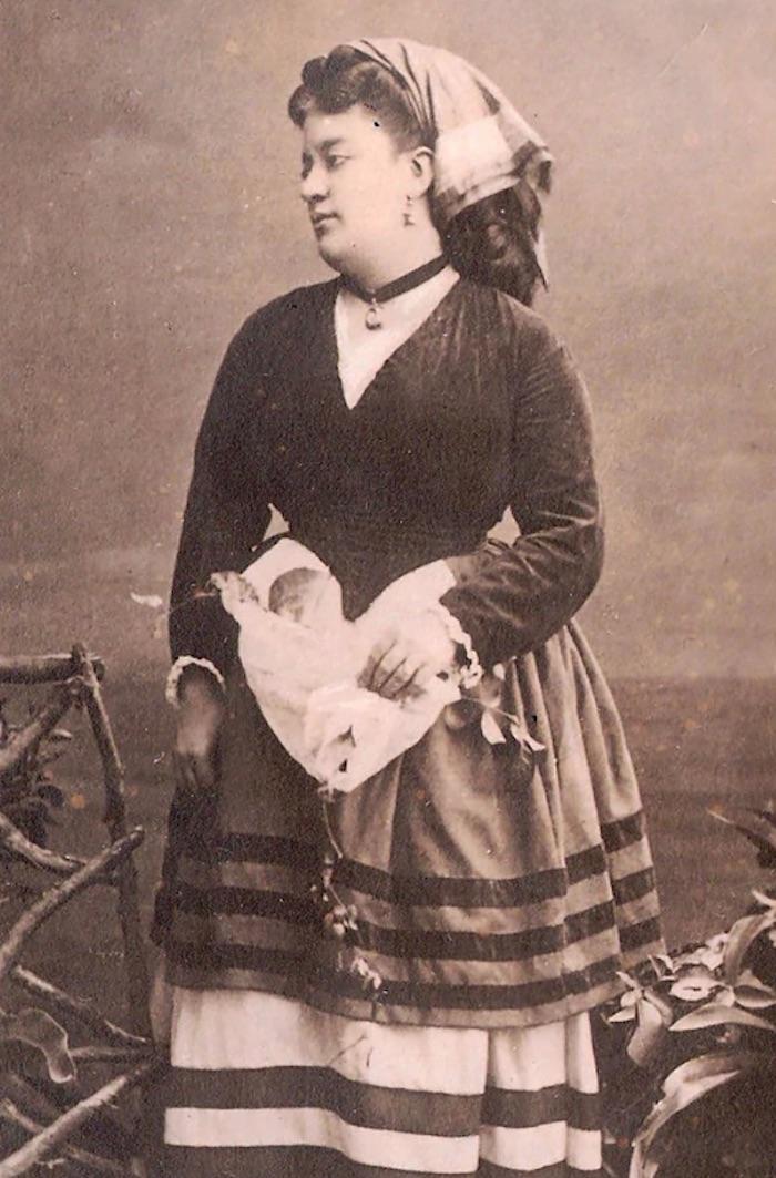 Ángela Peralta, cantante de ópera