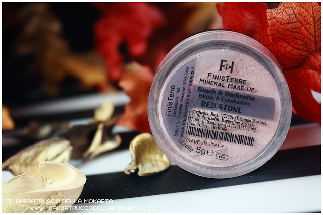 red stone blush eyeshadow finisterre