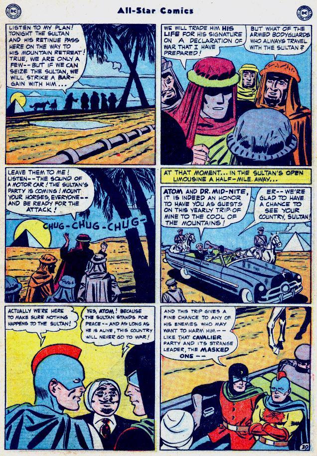 Read online All-Star Comics comic -  Issue #52 - 24