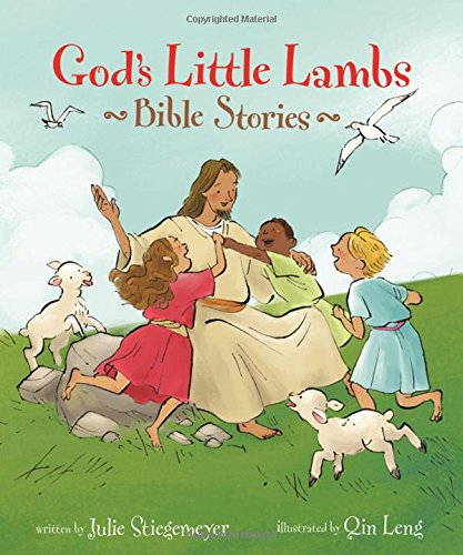 God's Little Lambs Bible Stories by Julie Stiegemeyer