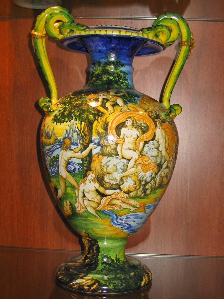 baldelli pottery italia