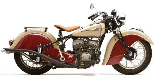 Indian Sport Scout Front look