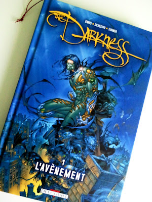 Mes prochaines lectures comics: The Darkness l'avènement #1