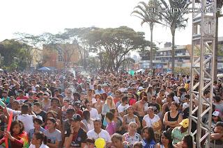 IMG 9877 - 13ª Parada do Orgulho LGBT Contagem reuniu milhares de pessoas
