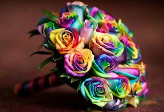 rosas quinceañera ramo bouquet