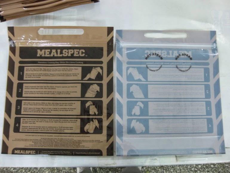 mealspec heater bag