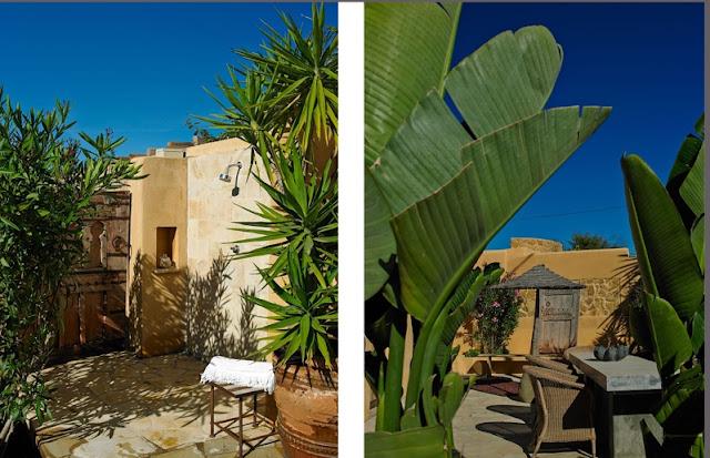 Una casa de ensueño en Ibiza chicanddeco