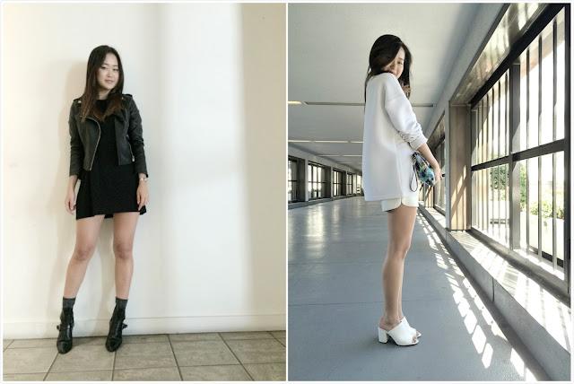 All black or all white