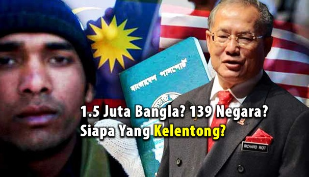 1.5 Juta Bangla? 139 Negara? Siapa Yang Kelentong?