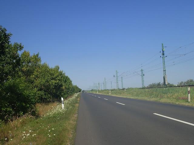 Niezależnie od regionu, na Węgrzech zwykle drogi są niezłe