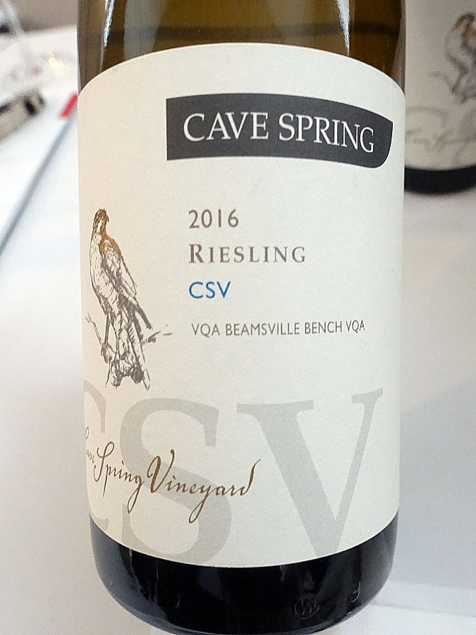 Cave Spring CSV Riesling 2016 (93 pts)