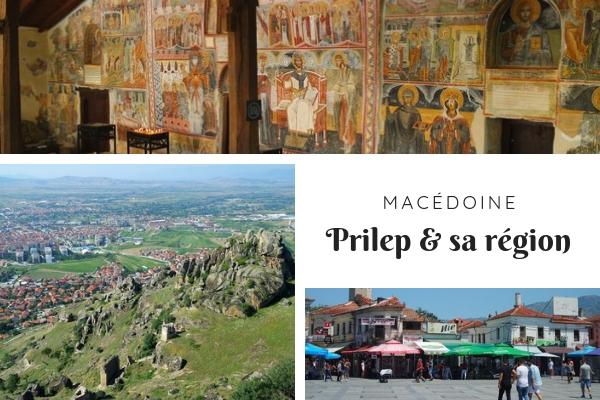 macédoine prilep monastère treskavec zrze tours marko