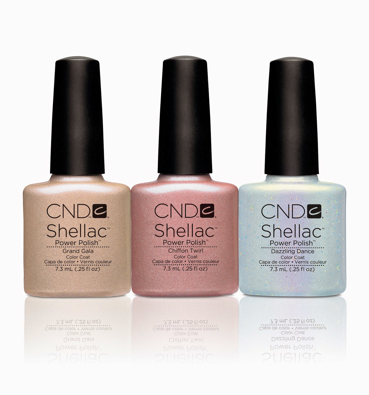 cnd gilded dreams collection shellac vinylux additives grand gaga chiffon twirl dazzing dances liverpoollashes liverpool lashes beauty blogger best scouse scouser