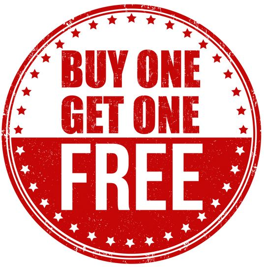 Buy One Get One: Daily Vaping Deals