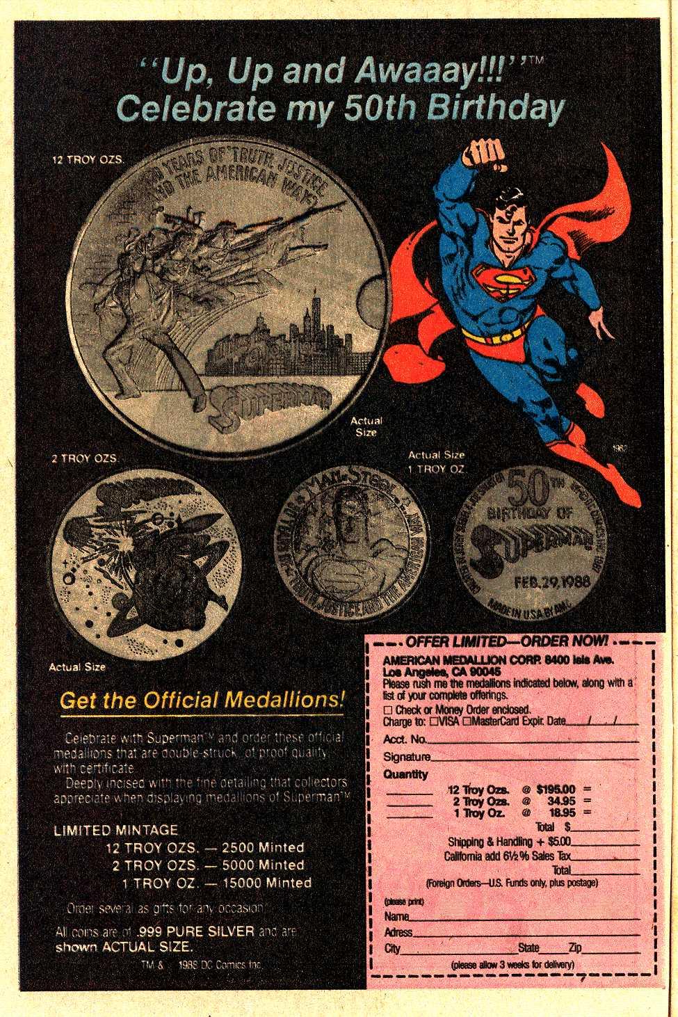 Read online Secret Origins (1986) comic -  Issue #30 - 6