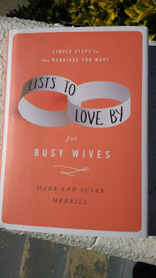 Lists to Love By For Busy Wives, marriage advise, Susan Merrill, book review, win it, enter to win, giveaway