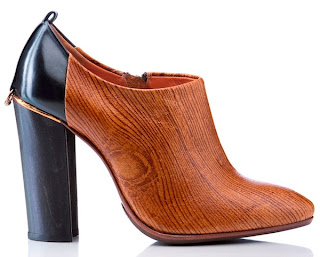 Wooden capsule collection by GUILLAUME HINFRAY - Fall Winter 2012