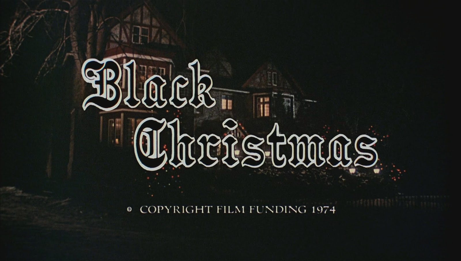 christmas break is coming up at a university and a certain sorority house has an unwelcome visitor the young women are busy with their christmas parties - Black Christmas 1974