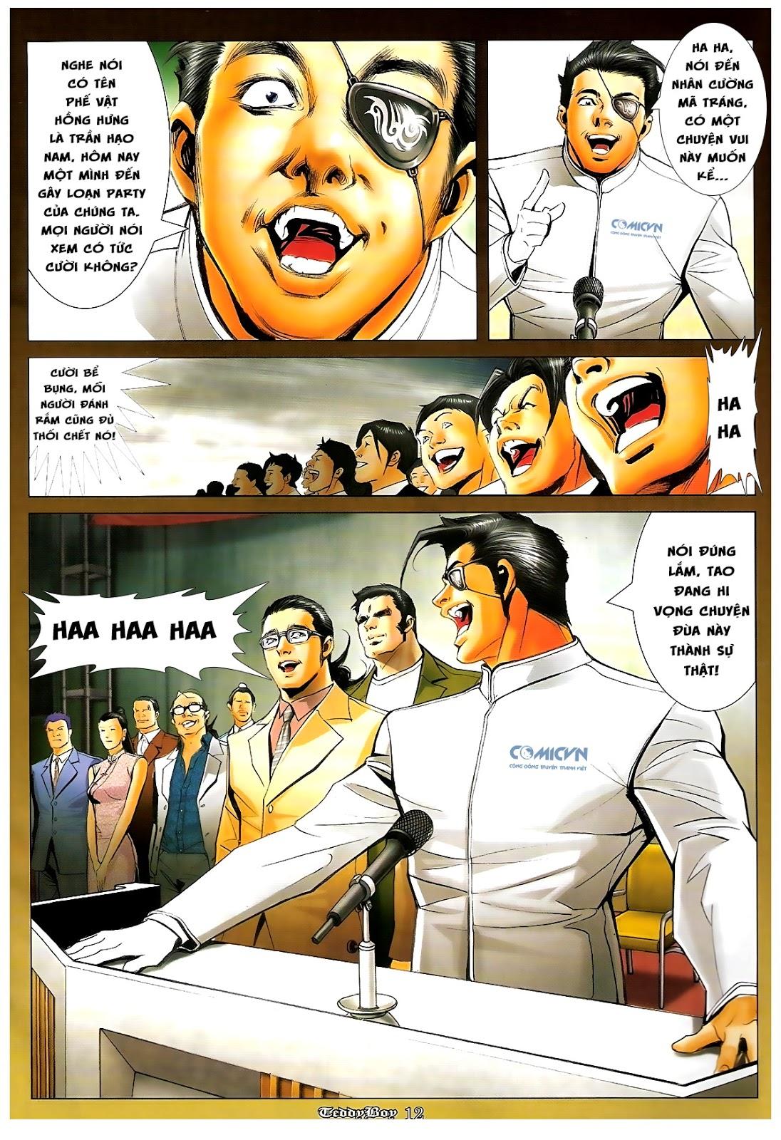 Người Trong Giang Hồ - Chapter 1218: 1 vs 1000 - Pic 11