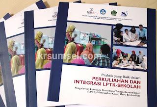 USAID Terbitkan Buku Praktik Baik LPTK