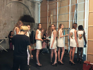 jayson brunsdon backstage mbfwa 2014 volunteering mirodoor