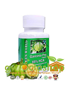 Green World Garcinia Plus Capsule
