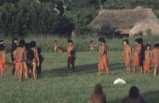 নগ্ন হলেই থাকা যাবে ! Amazing Naked Village