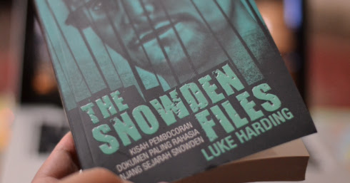 The Snowden File by Luke Harding ~ Rahmadkurniawan.org