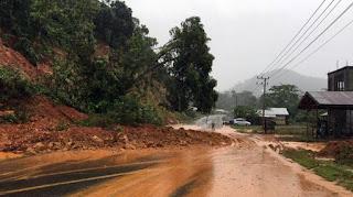 Aceh Jaya Darurat Bencana, Minta Droping Beras 16,6 Ton