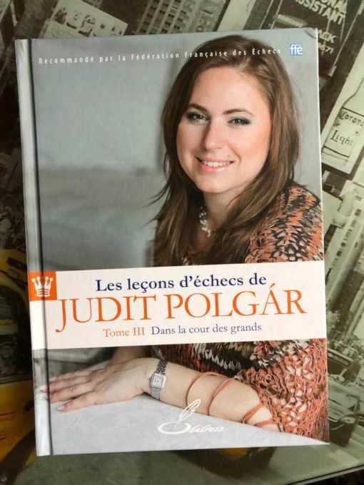 Les leçons d'échecs de Judit Polgar