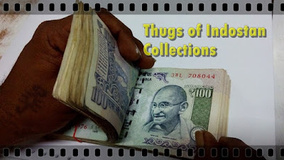 thugs of hindostan collection till now day wise