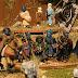 Saladino alle porte - La Mappa