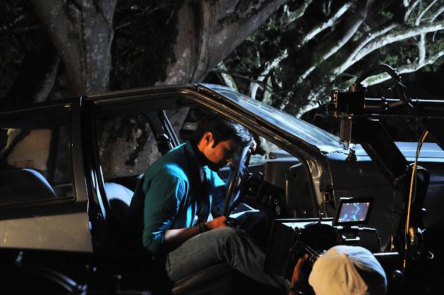 Rajniesh Duggall bruised on film's set