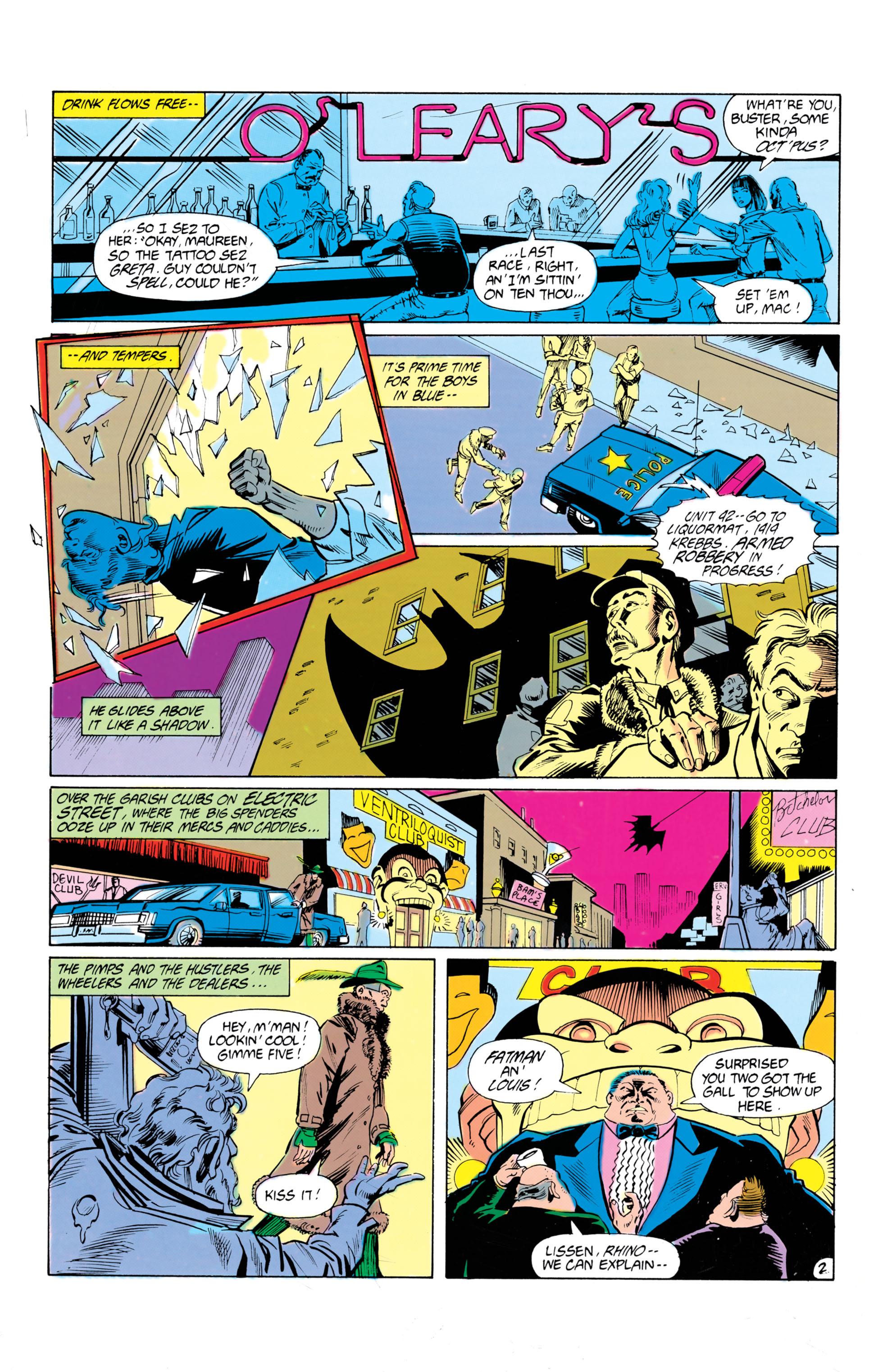 Detective Comics (1937) 583 Page 2