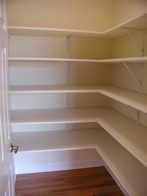 lipless shelves