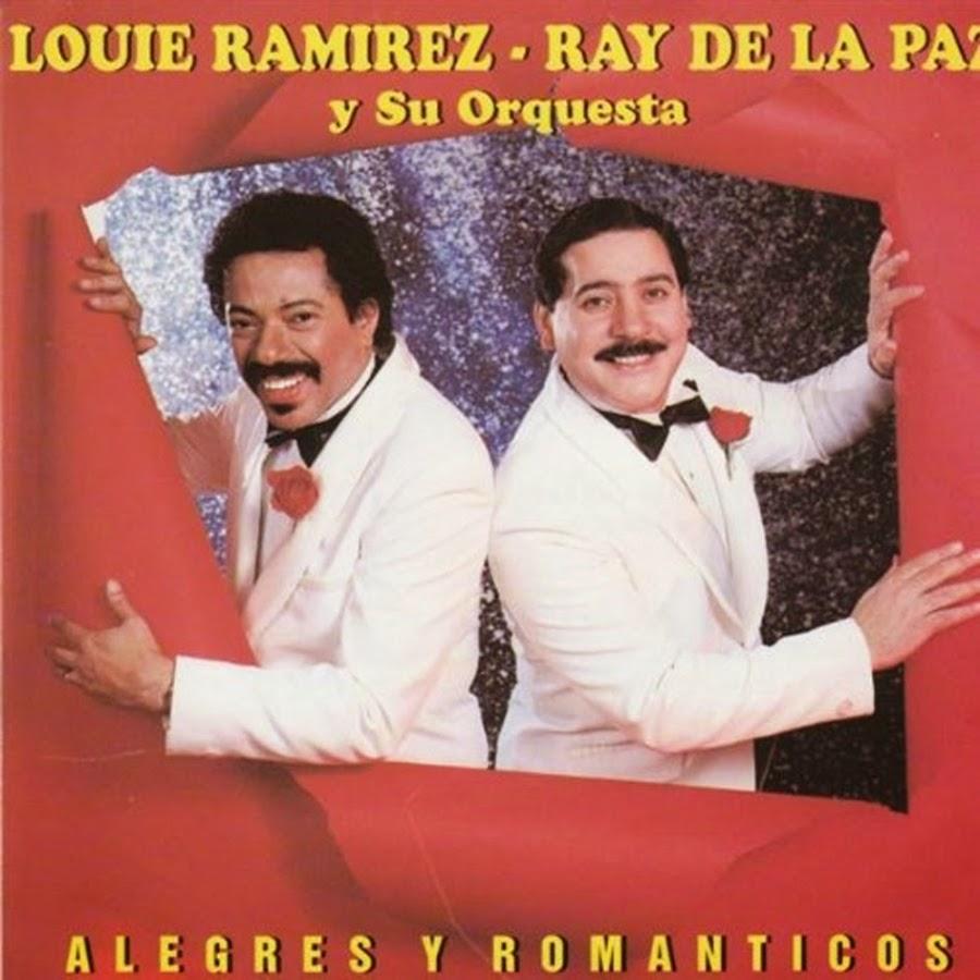 ALEGRES Y ROMANTICOS - LOUIE RAMIREZ & RAY DE LA PAZ (1985)