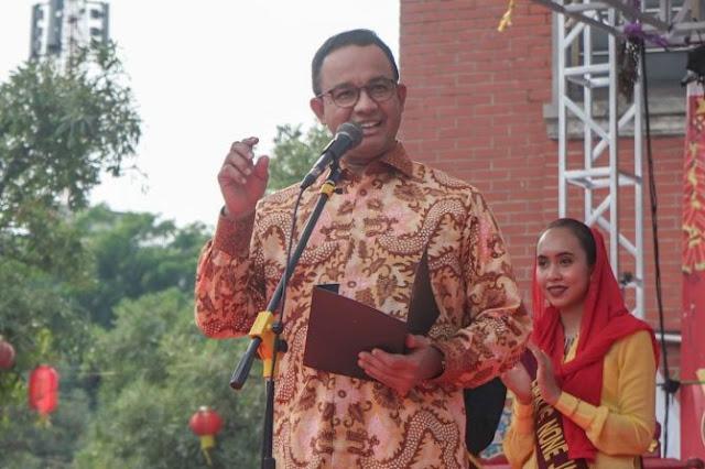 Dukung Demo PA 212, Anies: Jakarta Butuh Air Bersih Bukan Alkohol!