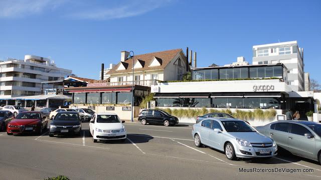 Restaurantes na Rambla Gral. Artigas - Punta del Este, Uruguai