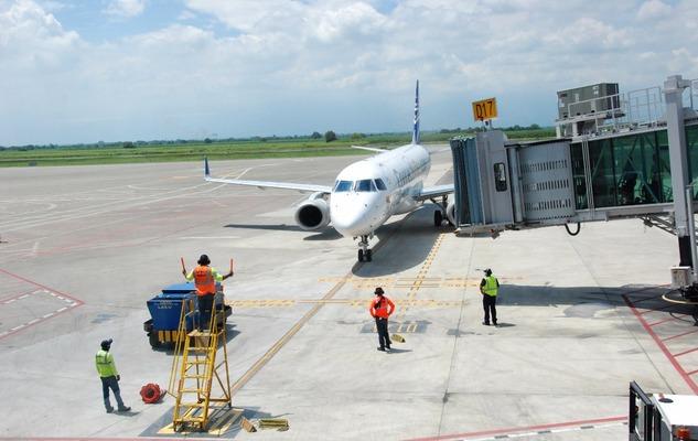 Aeropuerto Bonilla Aragón está listo para abrir operaciones