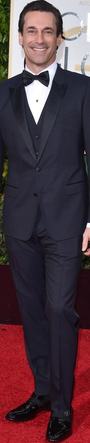 Jon Hamm 2016 Golden Globes